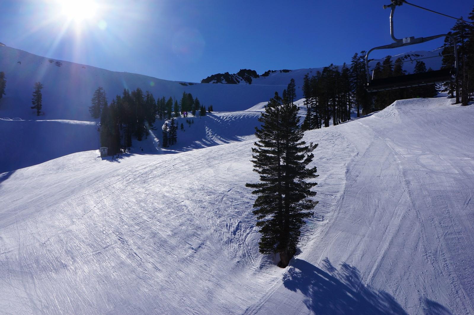 アメリカスキー場